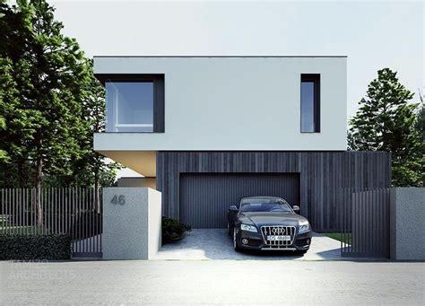 haus m m house warsaw tamizo architects estilo
