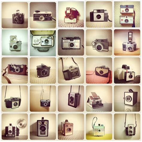 camera collection wallpaper in my bucket vintage camera collection by instapam