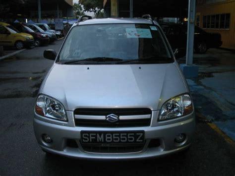 Suzuki Ignis Automatic For Sale 2004 Suzuki Ignis Pics 1 3 Gasoline Ff Automatic For Sale