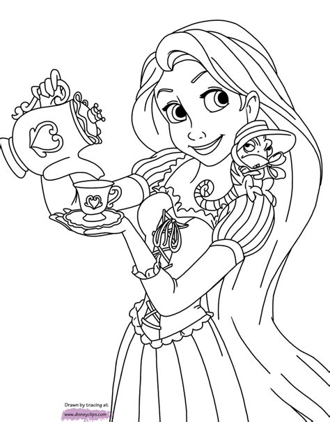 tangled coloring pages games disney s tangled coloring pages disney coloring book