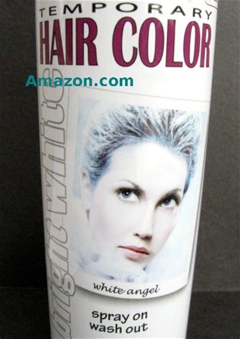 white hair color spray white color hair spray www pixshark images
