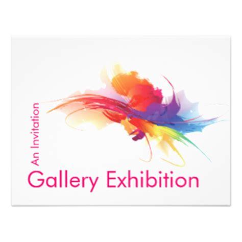 exhibition invitation card template 700 exhibition invitations exhibition