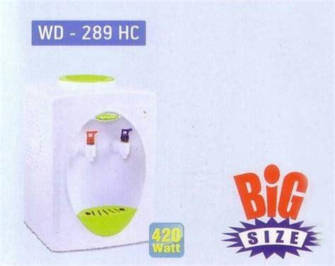 Dispenser Miyako Wd 289 jual wd 289 hc dispenser miyako n cool bangkit jaya