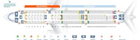 seat map airbus a330 300 cathay pacific best seats in the