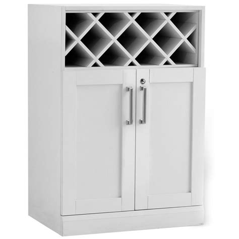 white wood wine cabinet storage of white wine best storage design 2017