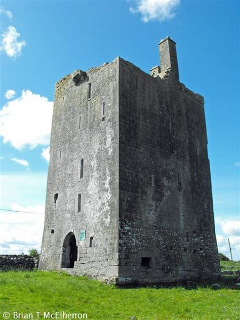 Drumharsna Castle