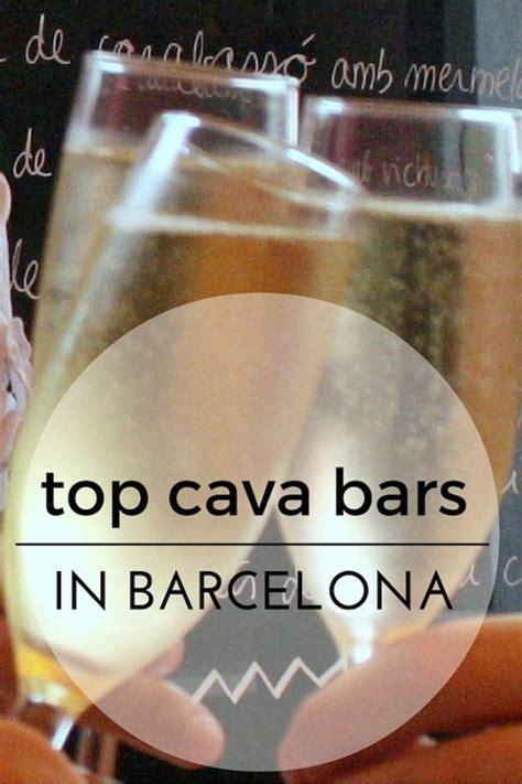 top cava bars in barcelona devour barcelona