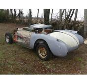 1959 Chevrolet Corvette Project For Sale