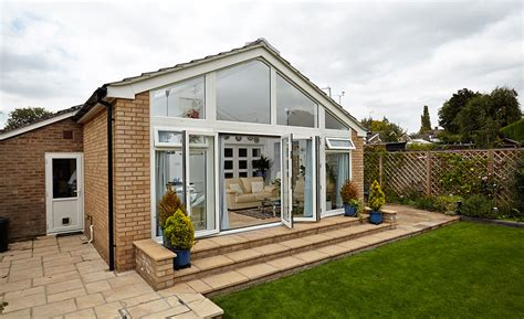 Gable Roof Extension Extensions Gallery Anglian Home
