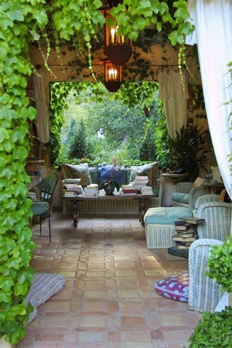 backyard retreat backyard retreat with wicker furniture