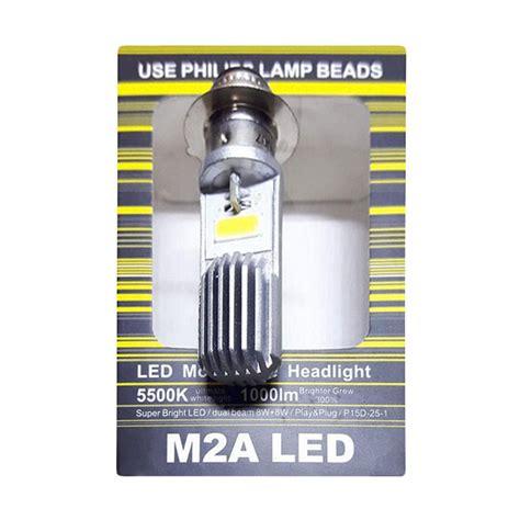 Lu Led Motor Philips jual lu motor led mio z mio m3 pnp putih