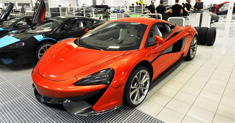 mclaren automotive careers