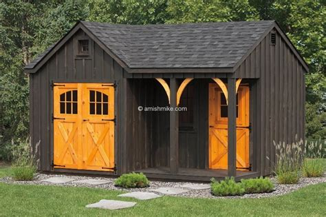 Amish Sheds Board Batten Heritage Sheds Amish Mike Amish Sheds