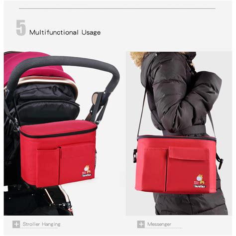 Kereta Dorong Bayi Multifungsi tas stroller kereta dorong bayi multifungsi black jakartanotebook