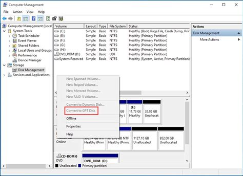 install windows 10 separate partition how to merge unallocated space in windows 10 for a large