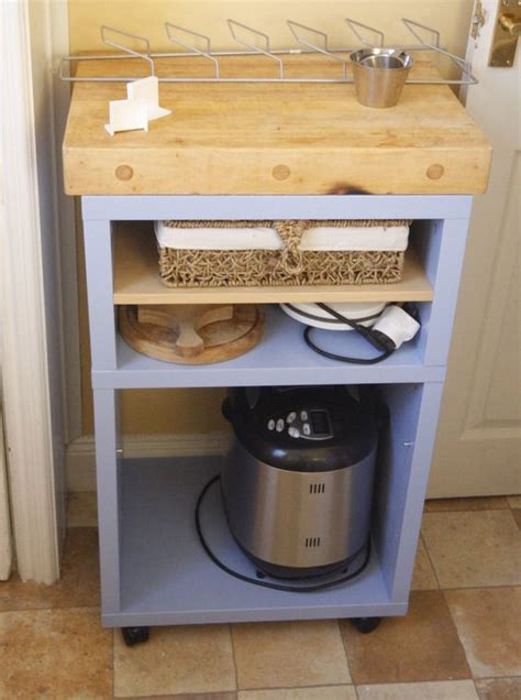 Kitchen Unit Hacks Country Kitchen Island Unit For A Small Kitchen