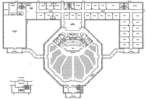 floor plans for churches church floor plans