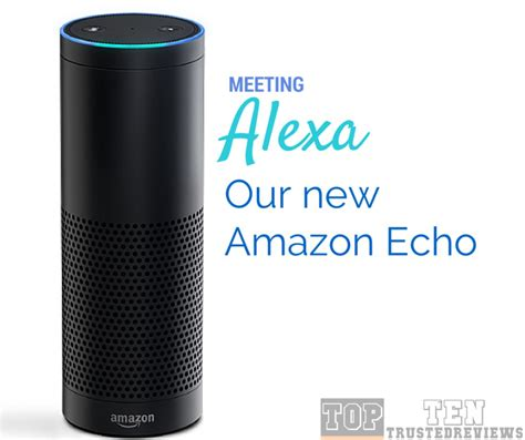amazon echo review amazon echo review 2016 toptentrustedreviews com
