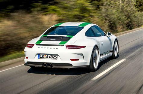 porsche 911 r 2016 porsche 911 r review review autocar