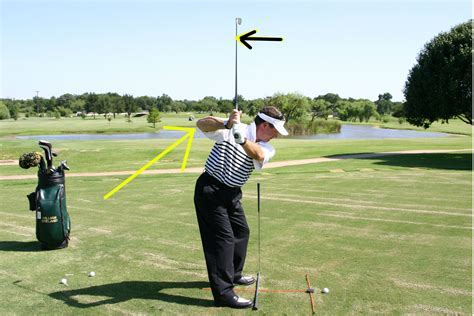 Limitations Of The Golf Swing In Golfers Over 50