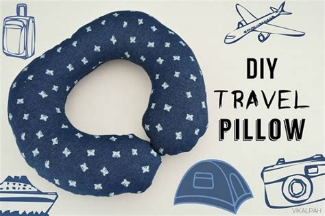 sewing pattern neck pillow free pattern travel neck pillow sewing