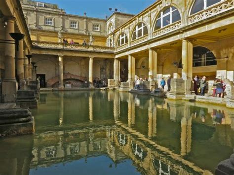 bathtub museum roman bath picture of the roman baths bath tripadvisor