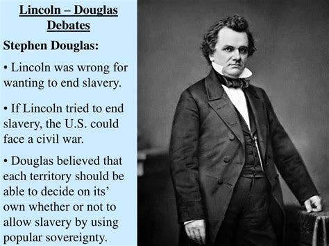 lincoln douglas debate ppt objective to examine the importance of the lincoln
