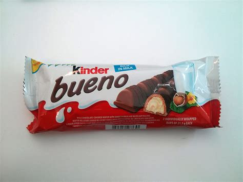 Kinder Bueno T 2 T 2 8000500066027 kinder bueno m2j