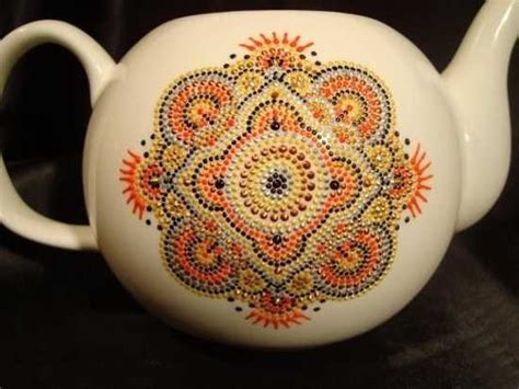 decorating pottery amazing painting ideas turning ceramic tea pots and mugs