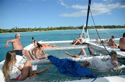 excursion en catamaran punta cana beach day tour saona island excursion punta cana