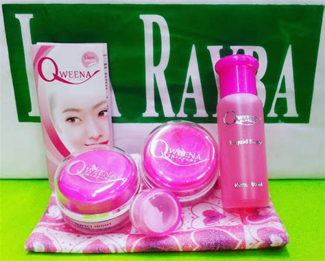 Bedak Qweena laa rayba shop october 2015