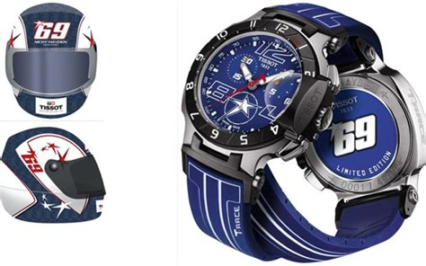Jam Tangan Tissot Nicky Hayden tissot t race nicky hayden limited edition machtwatch