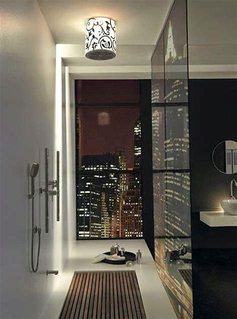 ultra moderne badezimmer chicdeco fifty shades of grey penthouse style