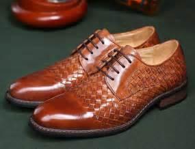 Men dress shoes italian designer flat wedding shoes size38 44 ox938