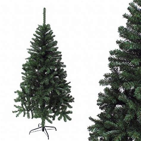 6 feet premium artificial christmas pine tree with solid