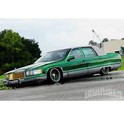 1995 Cadillac Fleetwood  Lowrider Magazine