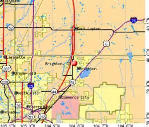 brighton colorado map brighton colorado co profile population maps real