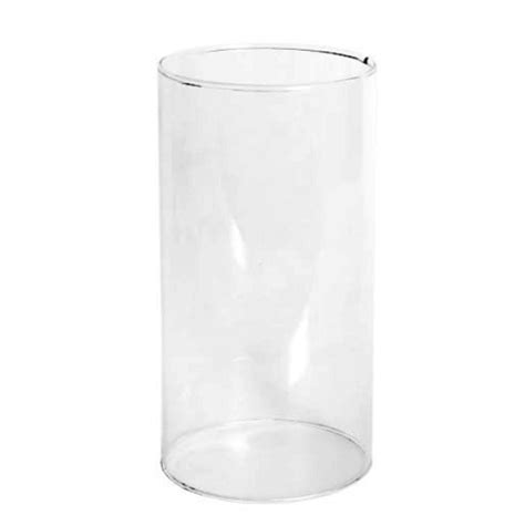 Wholesale Hurricane Vases by Bulk 12 Quot Clear Hurricane Candle Holder Vases