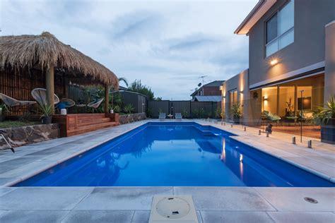Backyard Pools Melbourne Swimming Pool Or Rainwise Pools Melbourne
