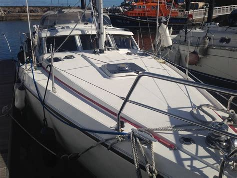 moody eclipse   cruising yacht  sale  brixham devon