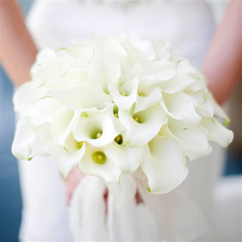 Wedding Bouquet Etiquette by Flower Guide Calla Lilies Calla Lilies And Wedding