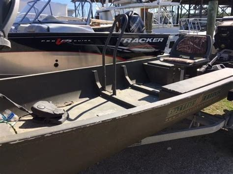 gator boats used gator trax boats for sale boats