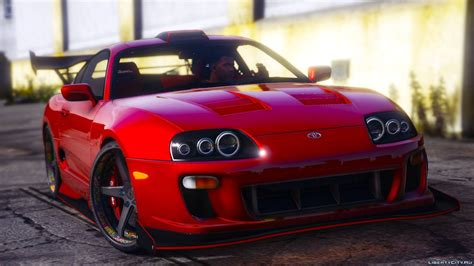 Toyota Supra Tuning by Toyota Supra Mkiv Tuned Add On Tuning For Gta 5