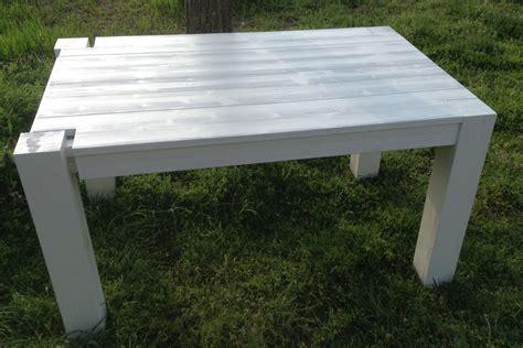 tavolo bianco laccato tavolo allungabile in abete spazzolato laccato bianco