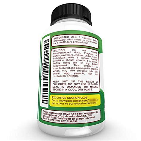 Pet Candida Detox Supplements by Candida Cleanse Detox Caprylic Acid Supplement 60