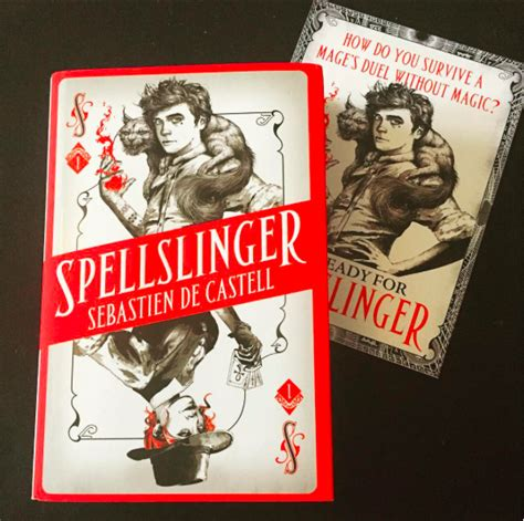 his frontier family frontier bachelors books review spellslinger by sebastien de castell adventures