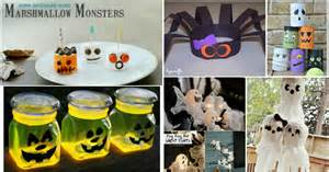 Simple Kids Halloween Crafts - 20 spooky and fun handprint and footprint halloween crafts diy amp crafts