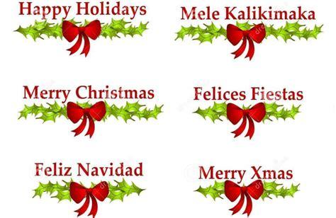 ketahui ucapan selamat natal  berbagai bahasa medcomid