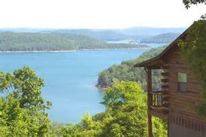 lake shore cabins on beaver lake eureka springs arkansas