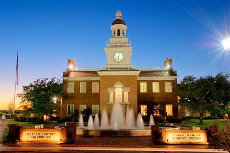 Of Dallas Mba Review by Dallas Baptist Reviews Glassdoor